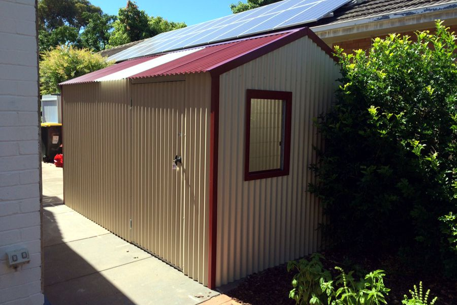 Gable Roof Sheds 187 Tj Sheds