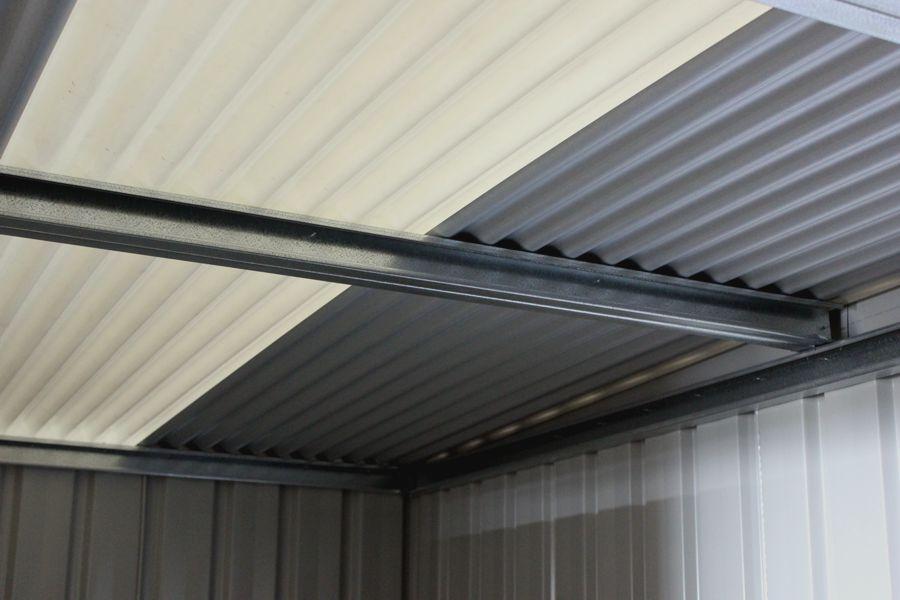 Hooped Roof Sheds 187 Tj Sheds