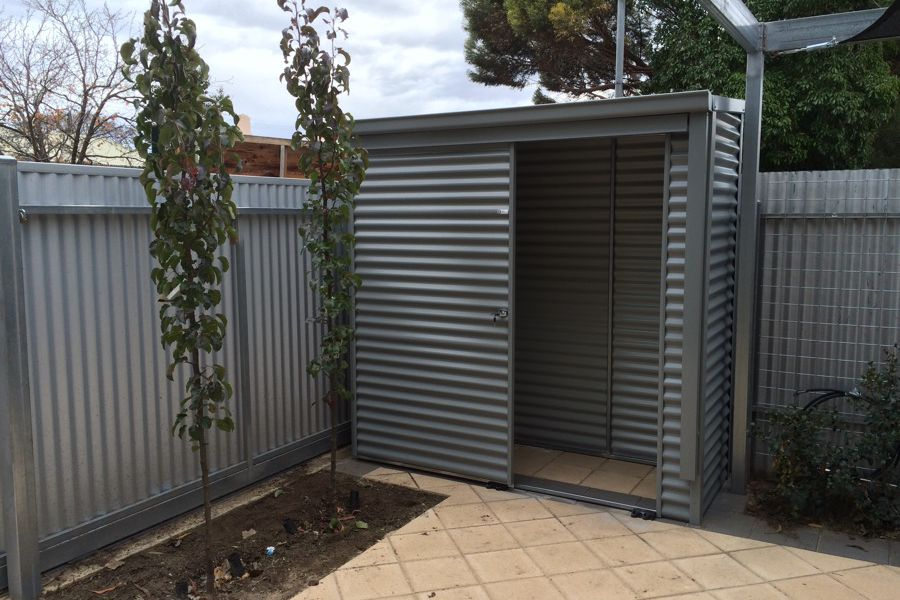 Colorbond Sliding Doors Amp Colorbond Sliding Gate Cannington