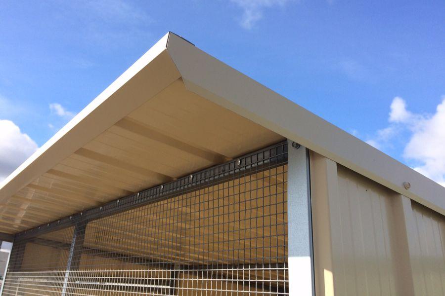 Skillion Roof Fowl Houses 187 Tj Sheds