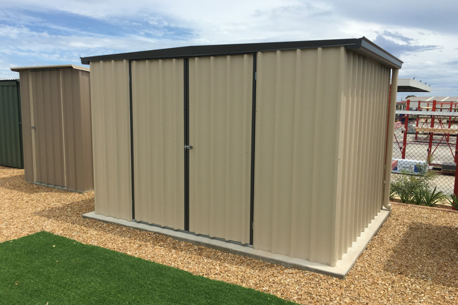 Hooped Roof Sheds 187 Tj Sheds